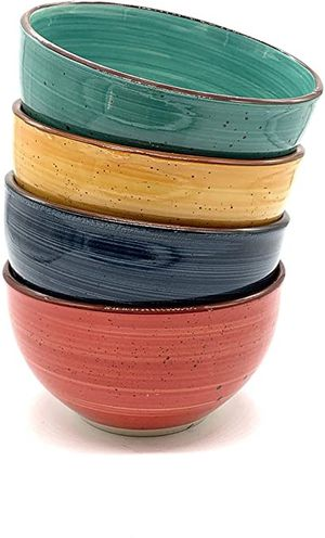 New Set of 4 Stoneware Bowl by Gibson for Sale in Jacksonville, FL