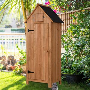 """63"""" tool shed garden storage patio outdoor for Sale in Bell Gardens, CA"""