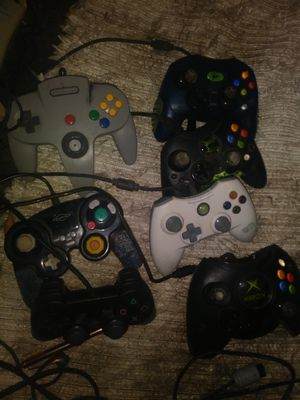 Xbox playstation and nintendo controller s. .$15 eac for Sale in Joplin, MO