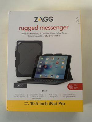 ZAGG RUGGED MESSENGER CASE/KEYBOARD for Sale in Bethesda, MD