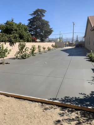 Block walls and concrete for Sale in Rancho Cucamonga, CA