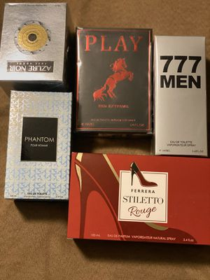 Men's & Woman perfume for Sale in Evergreen, CO