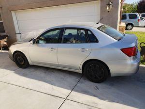 2011 subaru impreza AWD $3750 for Sale in Perris, CA