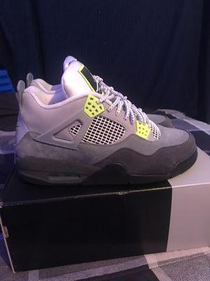 Jordan Retro 4, Size 9 for Sale in Burlington, NC