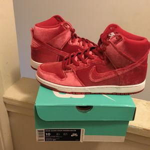Nike dunk sb high premium sz 10 for Sale in Silver Spring, MD