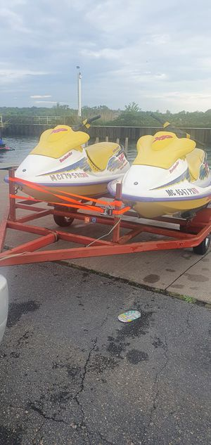 2 seadoo 1995 xp with trailer Price is firm for Sale in Detroit, MI