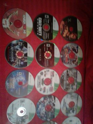 ( 24 ) Xbox 360 games $3.oo each or make offer for Sale in St. Louis, MO