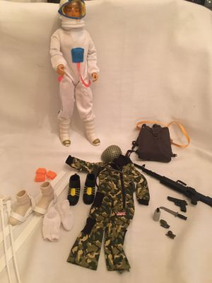 """GI Joe 12"""" Action Figure w accessories $50 for Sale in Toms River, NJ"""