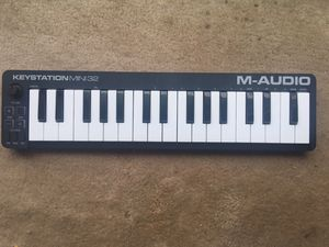 M-Audio Keystation Mini 32 Midi Keyboard for Sale in Fairfax, VA