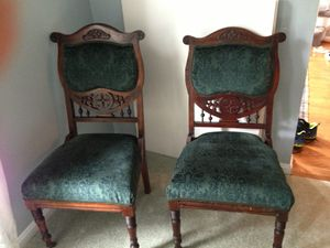 Antique Chairs - set of 2 for Sale in Columbia, MD