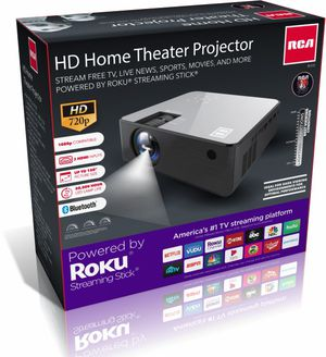 Roku Home Theater Projector for Sale in Phoenix, AZ