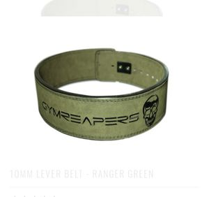 gymreapers weight belt for Sale in Seattle, WA
