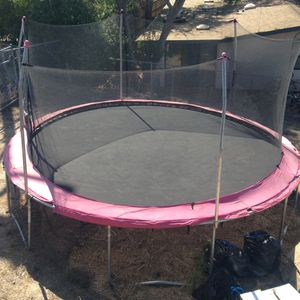 Extra large propel trampoline for Sale in Lakeside, CA