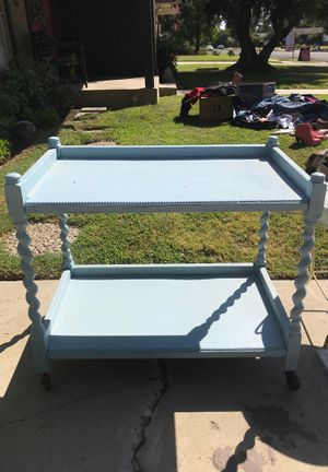 Bar Cart and TV Stand for Sale in Fresno, CA