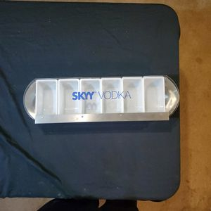 SKYY VODKA Bar Caddy for Sale in Clinton Township, MI