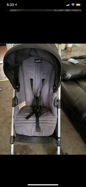Evenflo travel system for Sale in Winston-Salem, NC