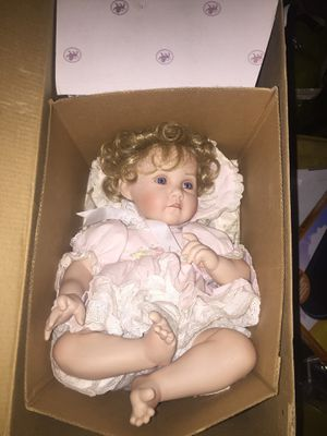 Ashton collectible porcelain discontinued dolls LIL BO peep for Sale in Benton, AR