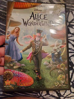 Disney Alice In Wonderland DVD for Sale in Lakeland, FL