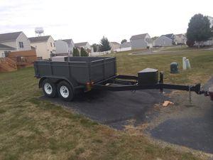 6' x 10' Custom dump trailer for Sale in Orient, OH