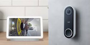 Google Nest Hello Doorbell Camera & Google Home Hub Package for Sale in Columbia, SC