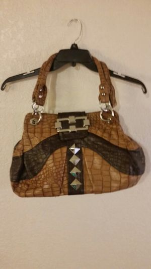 Large brown leather purse for Sale in Colorado Springs, CO