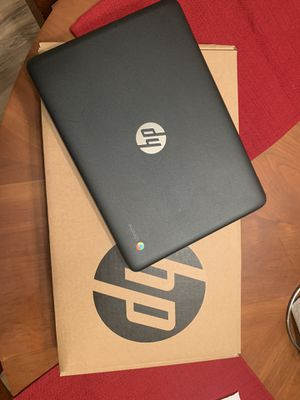 HP chrome laptop for Sale in Naperville, IL