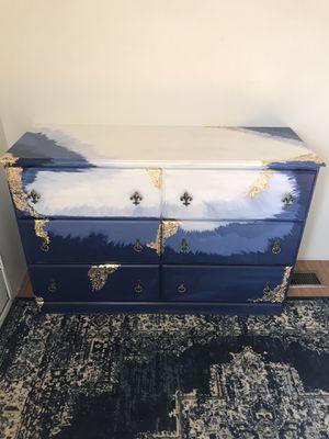 Gold Leaf Dresser for Sale in Beavercreek, OR