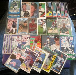 150+ - Baseball Rookie Cards Only! - 5 Pictures Full! for Sale in Akron, OH