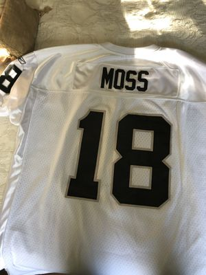 Raiders jersey for Sale in Rockville, MD