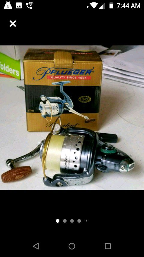 .Fishing gear