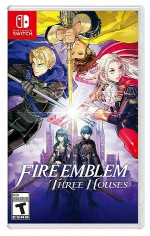Fire emblem three houses for Sale in Miami, FL