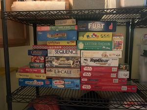 Games for kids 4+ for Sale in Richmond, CA