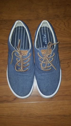 Sperry mens shoes size 10.5 for Sale in Columbia, MD