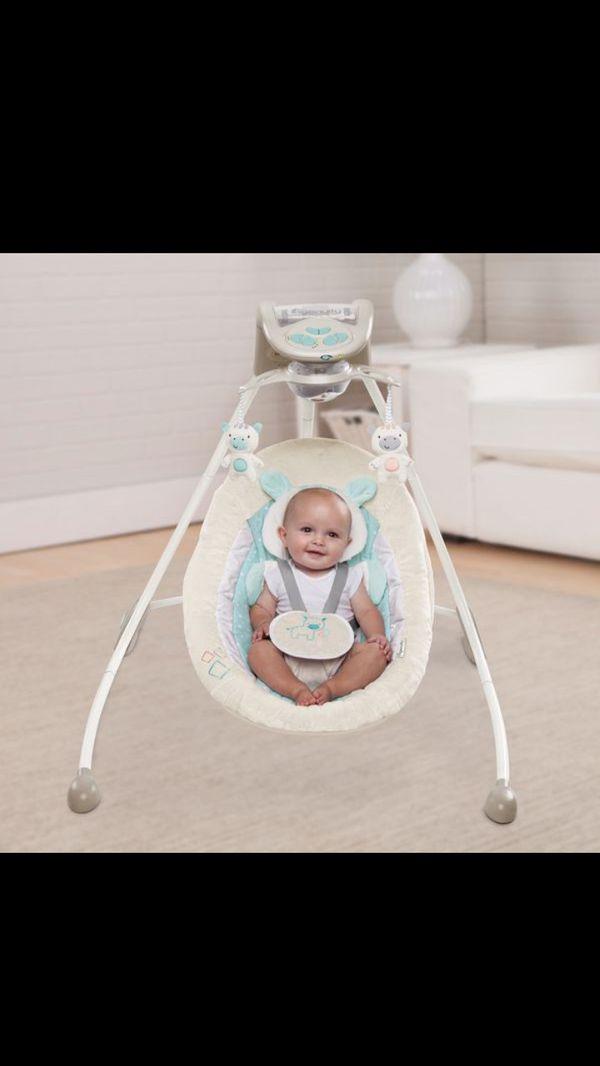Ingenuity Cradling Swings