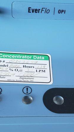 Like (New) Everflo Oxygen Machine for Sale in Smyrna,  TN