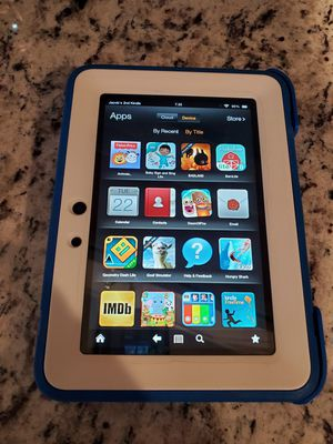 Fire HD 7 tablet for Sale in Kernersville, NC