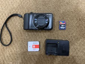SONY CYBERSHOT CAMERA for Sale in Boca Raton, FL