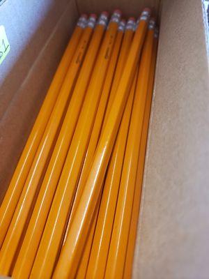 Box of pencils for Sale in Stockton, CA