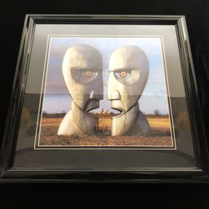 Pink Floyd - The Division Bell - Framed Art Reprint for Sale in Scottsdale, AZ