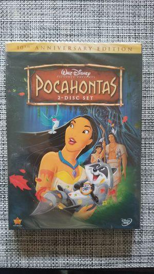 Walt Disney's Mulan, Pocahontas, Finding Nemo & Frozen DVDs for Sale in University Place, WA