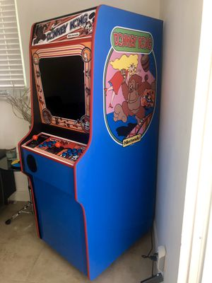 Donkey Kong Arcade for Sale in Bal Harbour, FL