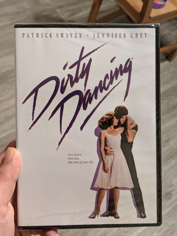 Brand New Dirty Dancing DVD