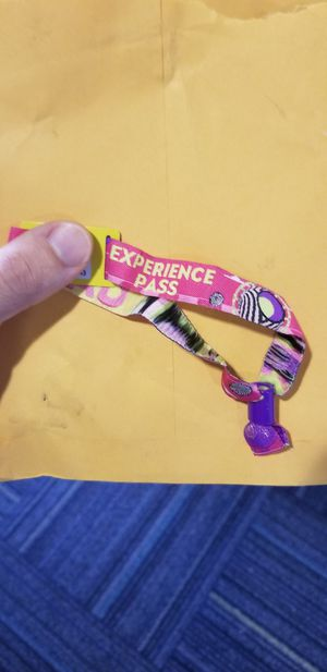 EDC Orlando 3-Day Experience Pass for Sale in Gainesville, FL