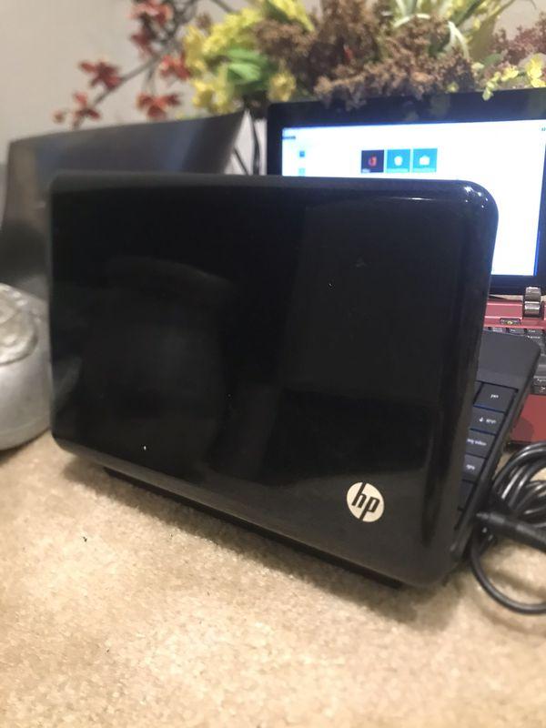 LAPTOP HP PC Mini MODEL KAV60 Intel Atom 1.6 Ghz, HARD DRIVE 233 GB 1 Gb Ram 32 Bits operation system.Windows 10 HOME. SCREEN SIZE 11.6-Inch. SPECIA