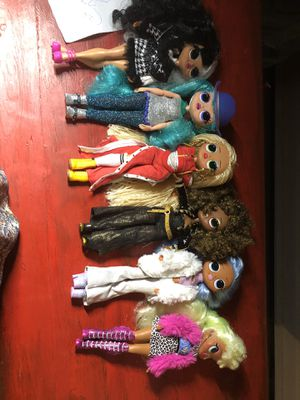 Omg lol dolls $20 each for Sale in Converse, TX