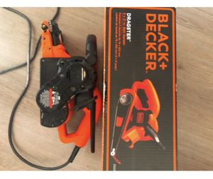 Black and Decker belt sander for Sale in Arlington, VA