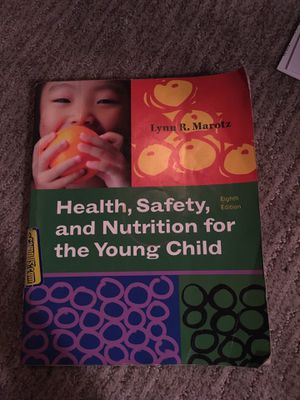 Health, Safety, and Nutrition 8th edition for Sale in Chino, CA