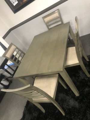 5PC Dining Table Set CLEARANCE SALE 🔥🔥🔥 for Sale in Fresno, CA