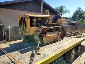 1948 Caterpillar D2 dozer for Sale in Yucaipa, CA