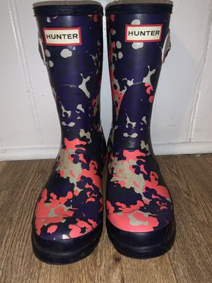 Hunter Boots Size 7 for Sale in Worcester, MA